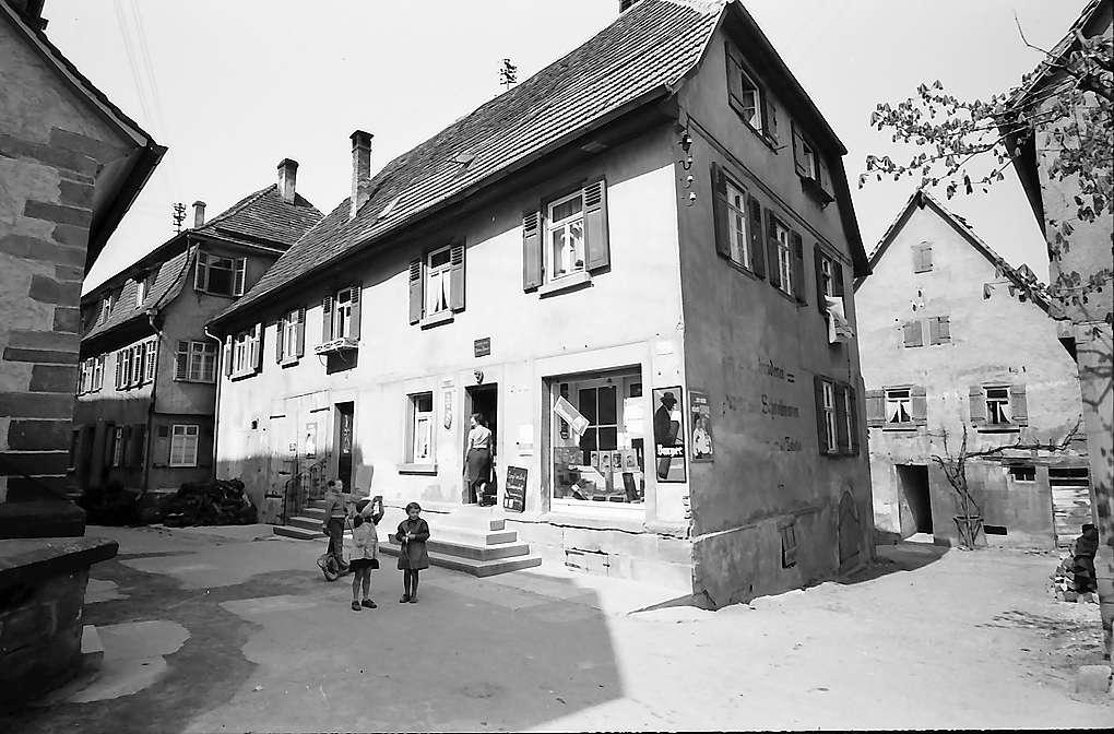 Knittlingen: Geburtshaus von Dr. Faust, Bild 1