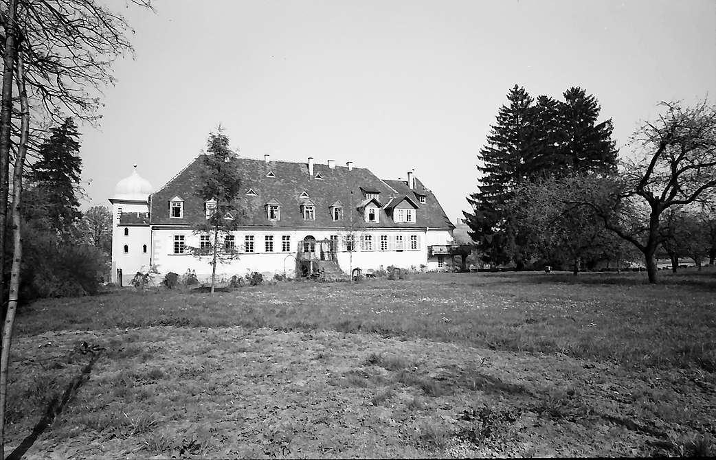 Sulzfeld: Burg der Göler von Ravensburg, Bild 1