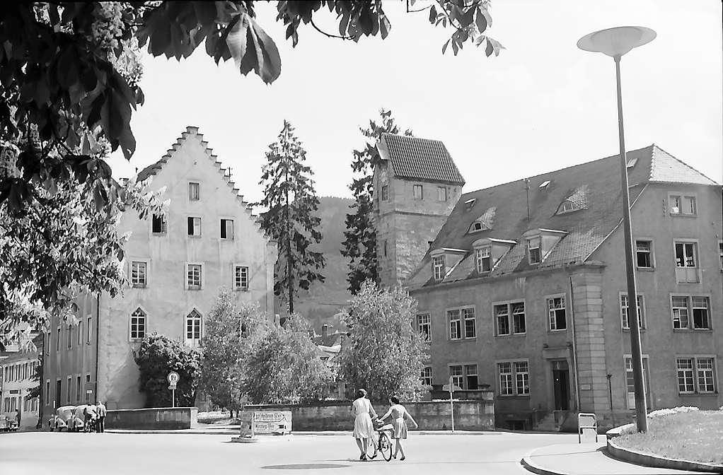 Eberbach: Pulverturm, Bild 1