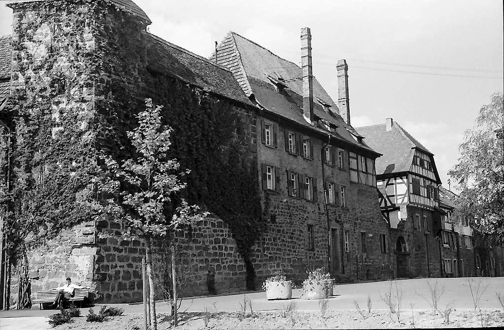 Eberbach: Blauer Hut, Bild 1