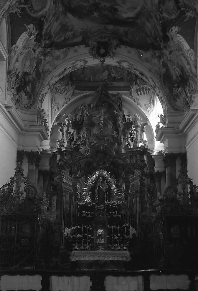 Zwiefalten: Altar im Kloster, Bild 1