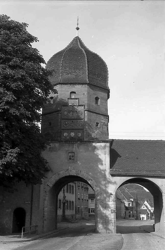 Lauchheim: Stadttor, Bild 1