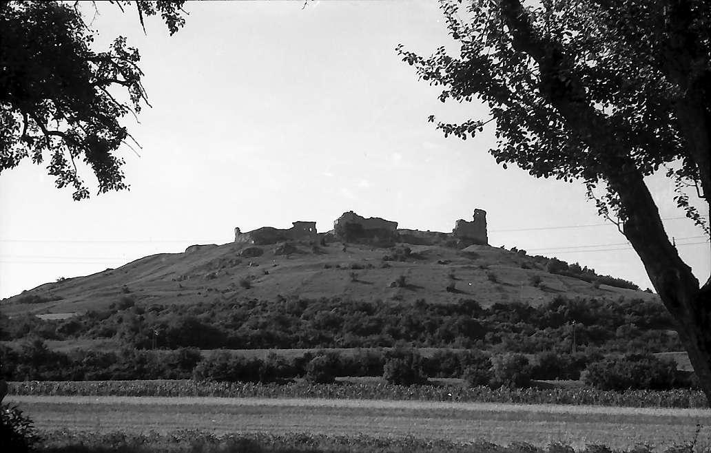 Bopfingen: Schlossberg mit Ruine, Bild 1