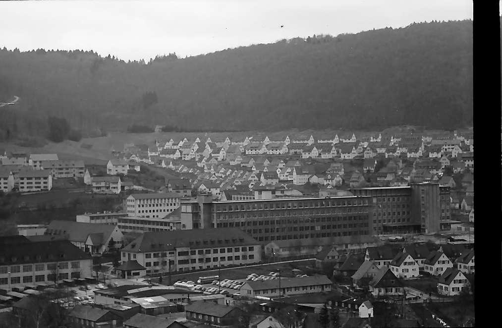 Oberkochen: Carls-Zeiss-Werk, Gesamtansicht, Bild 1