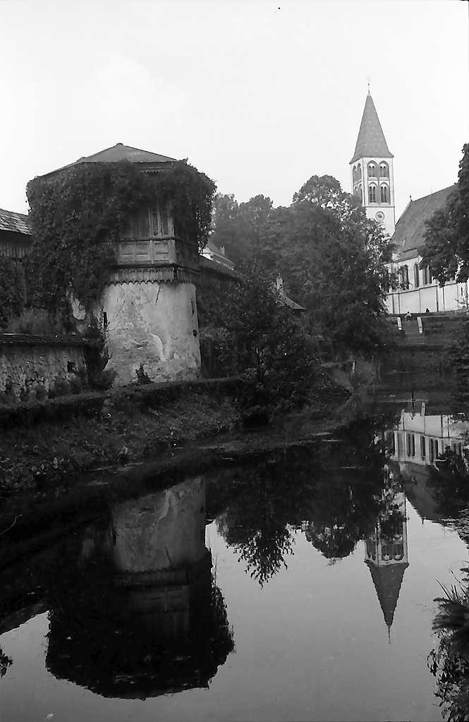 Isny: Burggraben, Bild 1