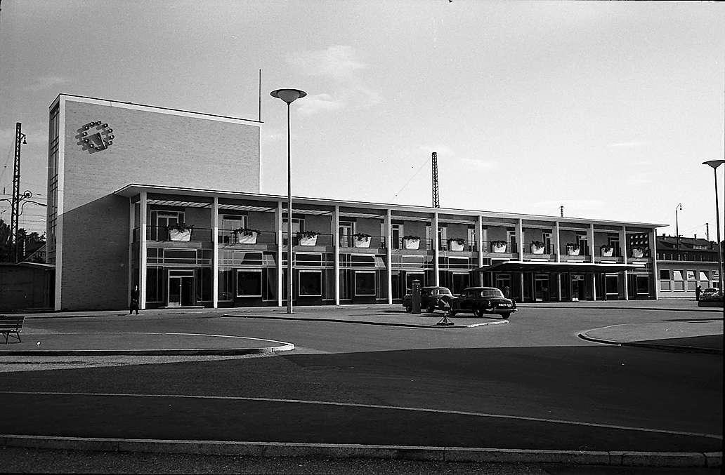 Bietigheim: Neuer Bahnhof, Bild 1