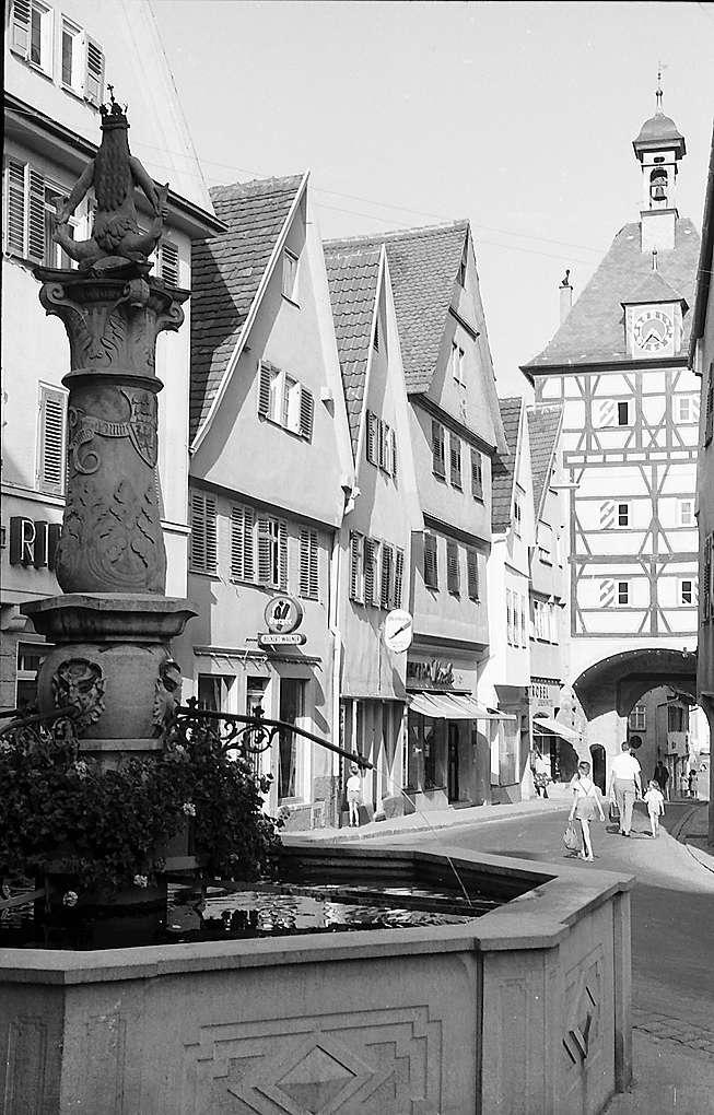 Bietigheim: Stadttor, Bild 1