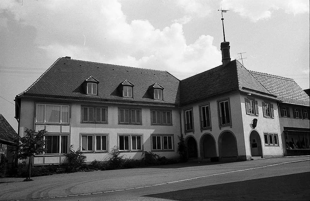 Mainhardt: Rathaus, Bild 1