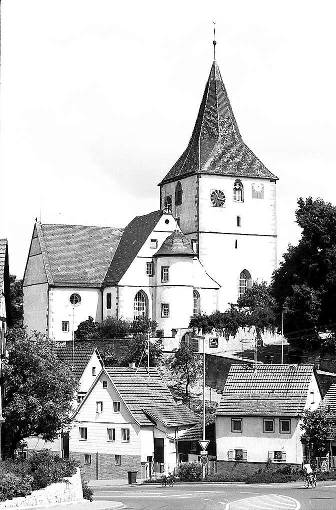 Freiberg-Beihingen: Ev. Pfarrkirche, Bild 1