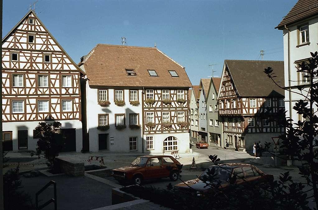 Trochtelfingen: Marktplatz, Bild 1