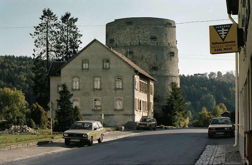 Trochtelfingen: Alter Wehrturm, Bild 1