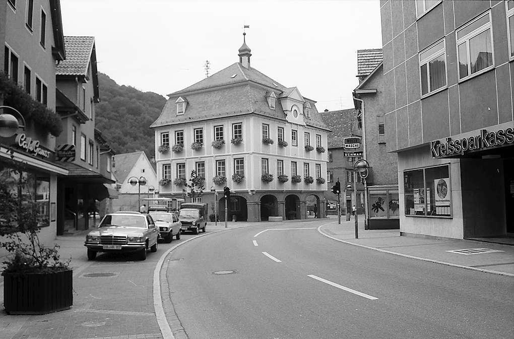 Nagold: Rathaus, Bild 1