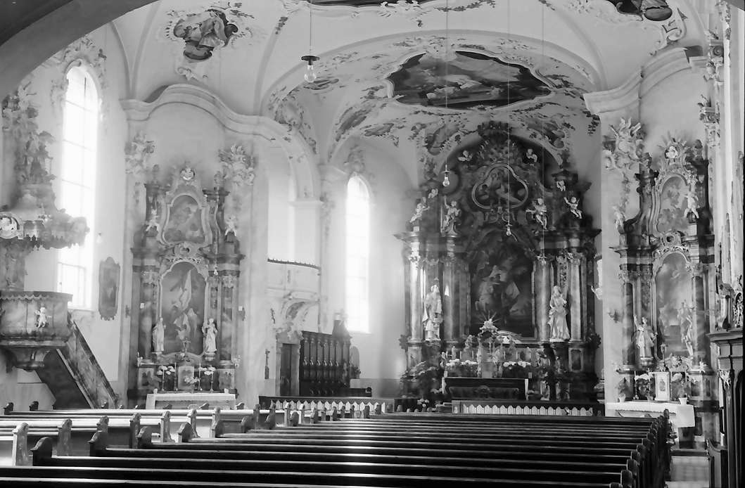 Riegel: Kirche, Innenraum, Bild 1