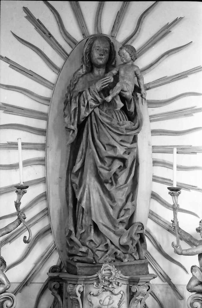 Riegel: Madonna in der Kirche, Bild 1