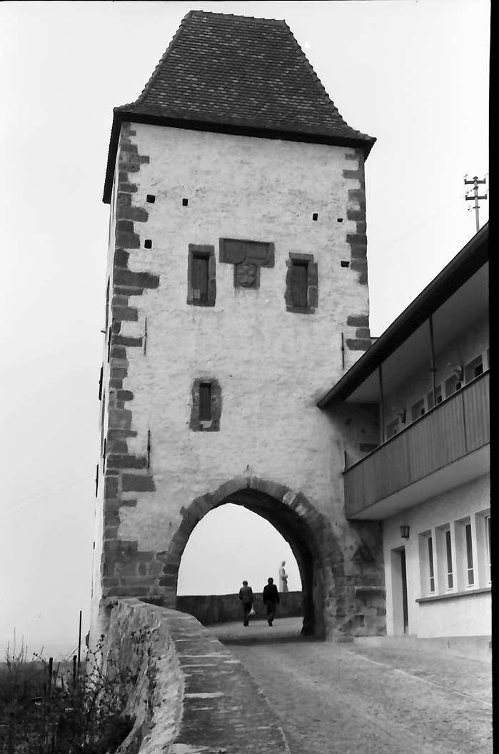 Breisach: Tor mit Wappen, Bild 1