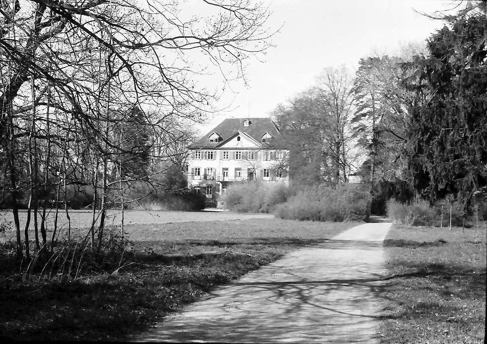 Hugstetten: Schloss, Bild 1
