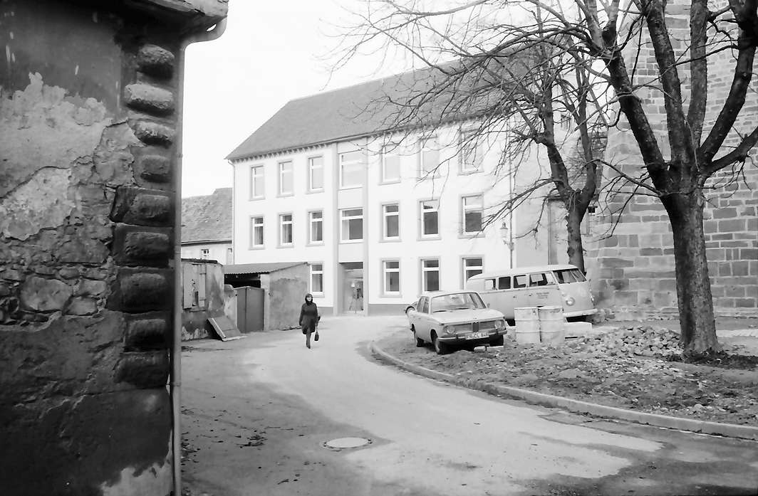 Endingen: Landwirtschaftliche Berufsschule, außen, Bild 1