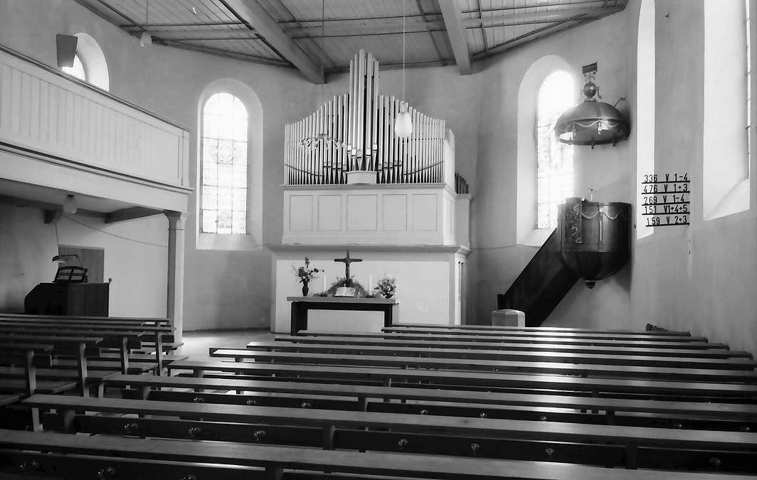 Bötzingen: Evangelische Kirche, Inneres, Bild 1