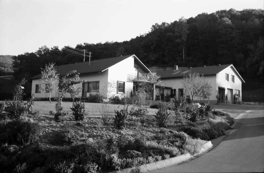 Bickensohl: Weingut Aussiedlerhof bei Bickensohl, Straßenseite, Bild 1