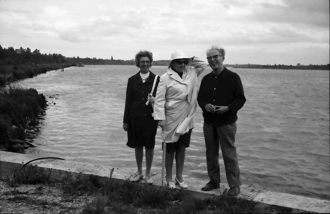 Sasbach: Spitzli und Grossens am Rhein, Bild 1