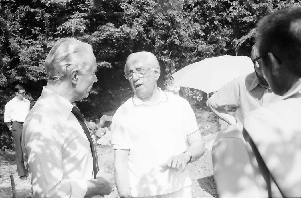 Jechtingen: Sponeck, Gruppen: Person, Dr. med. Bühler, Sponeck, Bild 1