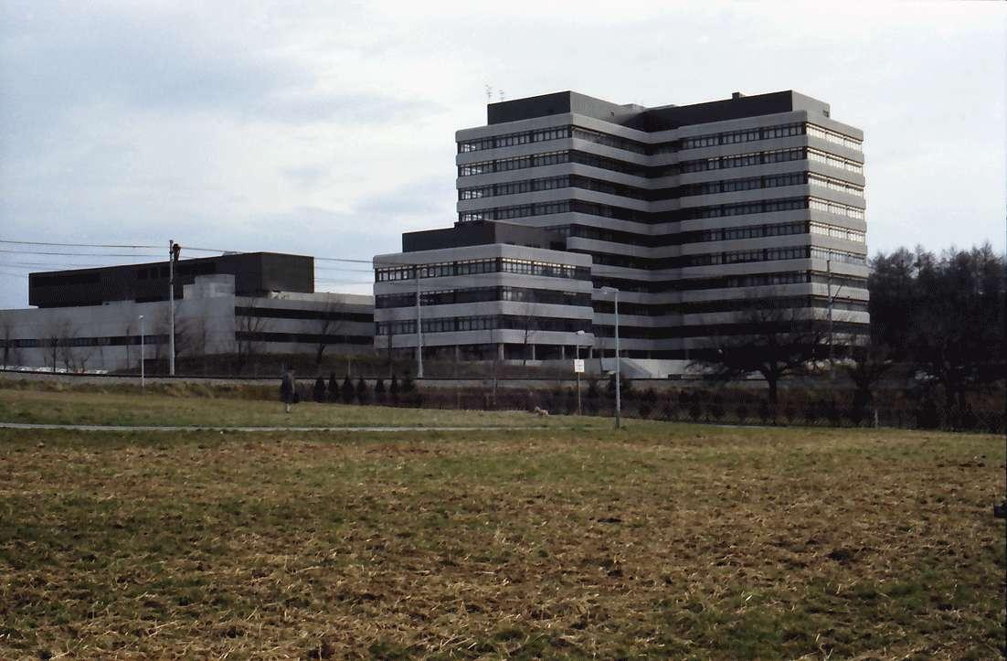 Möhringen: Verlagshaus, Suttgarter Zeitung, von SW, Bild 1