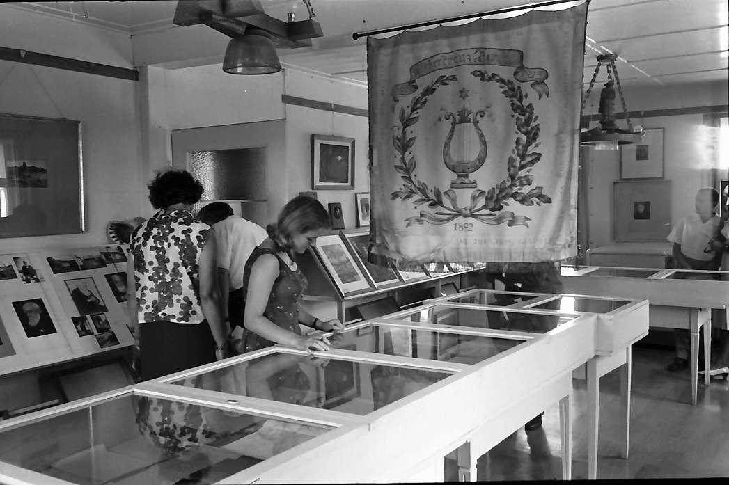Bernau: Saal im Hans-Thoma-Museum, Bild 1
