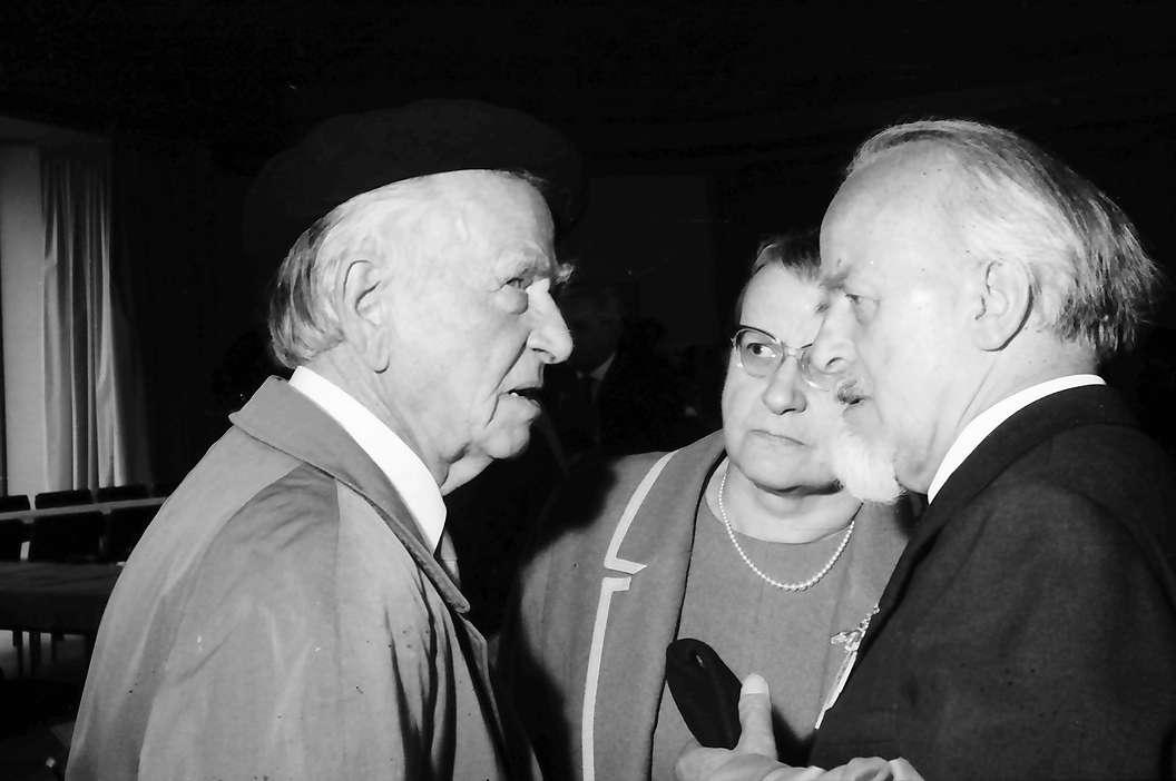 Bernau: Otto Dix und Riester, Bild 1