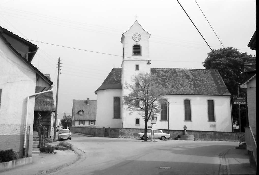 Freiburg, Betzenhausen: Kirche, Bild 1
