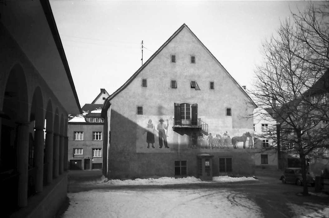 Leutkirch: Kornhaus, Bild 1