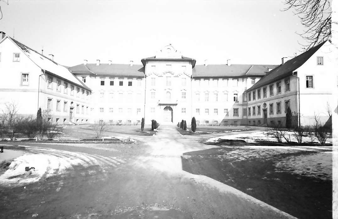 Bad Wurzach: Schloss, Bild 1