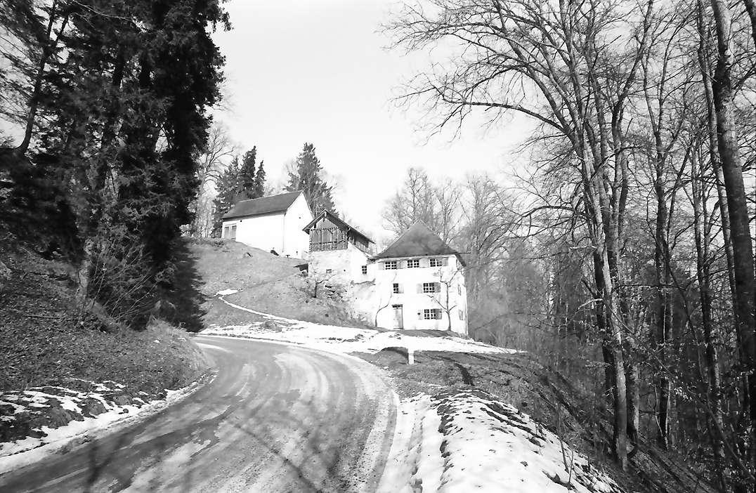 Aitrach: Schlossruine bei Aitrach, Bild 1