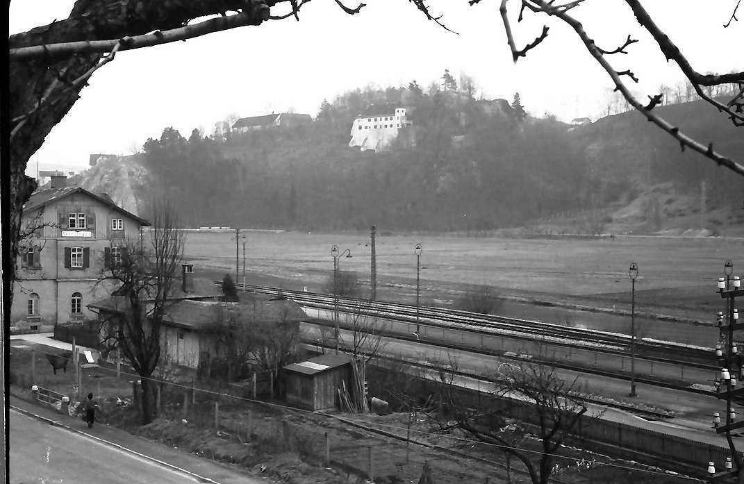 Herrlingen: Bauhof und Schloss Arnegg, Bild 1