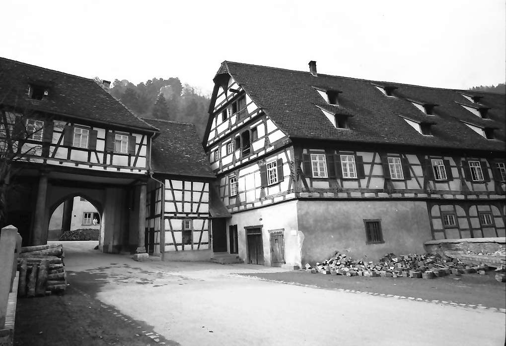 Blaubeuren: Klosterhof, Bild 1
