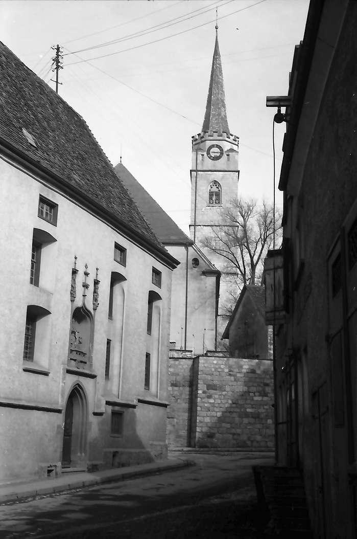 Ehingen: Museum und Kirche, Bild 1