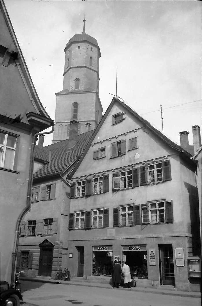 Biberach: Wielands Jugendhaus, Bild 1