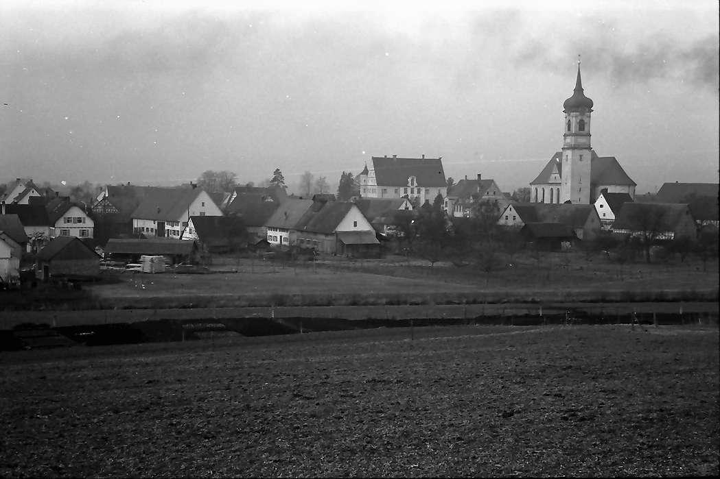 Ummendorf: Blick auf Ummendorf, Bild 1