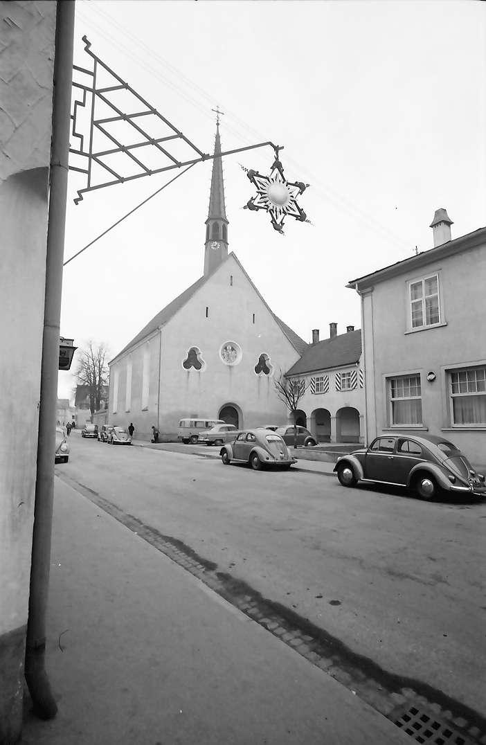 Saulgaul Antoniuskirche, Bild 1