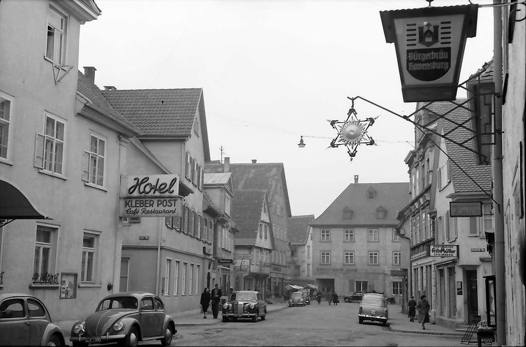 Saulgau: Hauptstraße, Bild 1
