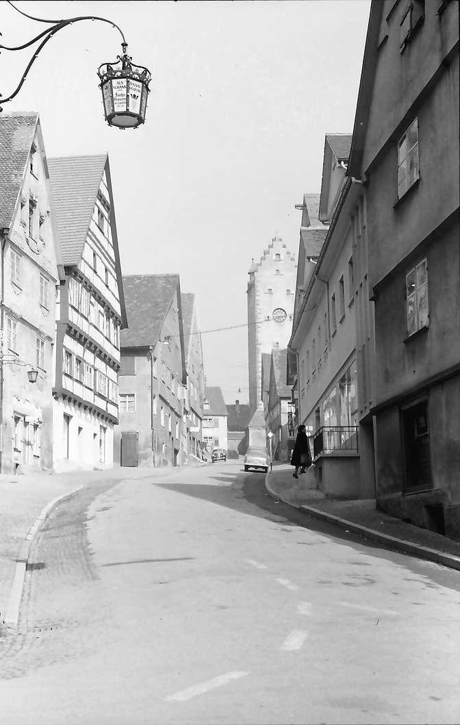 Pfullendorf: Straße zum oberen Tor, Bild 1