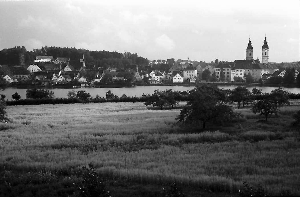 Waldsee: Blick über den See vom Bahnhof aus, Bild 1