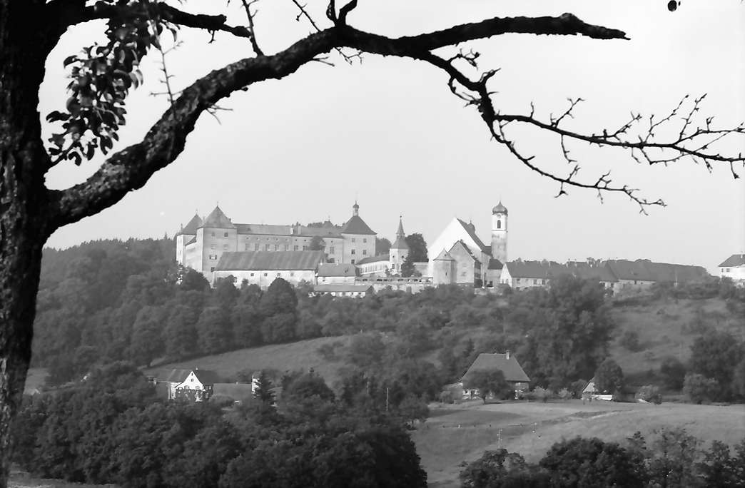 Wolfegg: Schloss Wolfegg, Bild 1