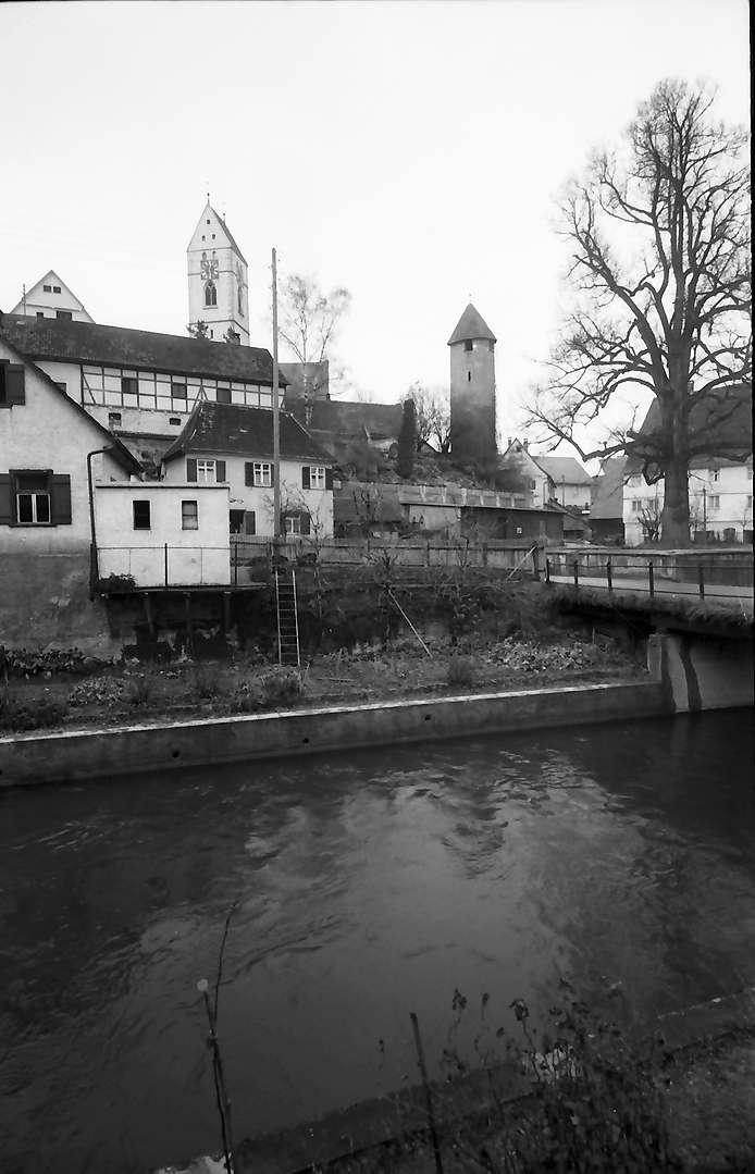 Riedlingen: Alte Ansichten von der Donau aus, Bild 1