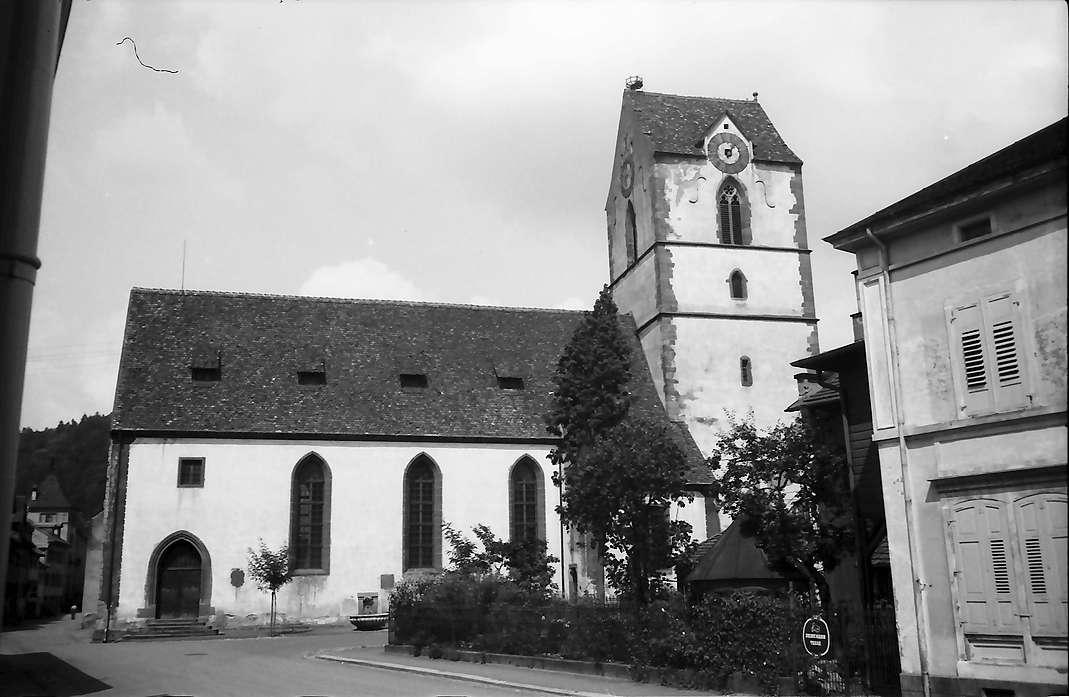 Schopfheim: Evangelische Kirche, Bild 1