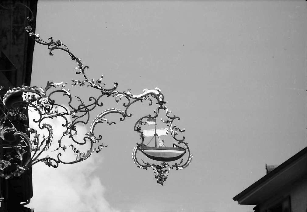 Rheinfelden: Aushängeschild (Gasthof Schiff), Bild 1