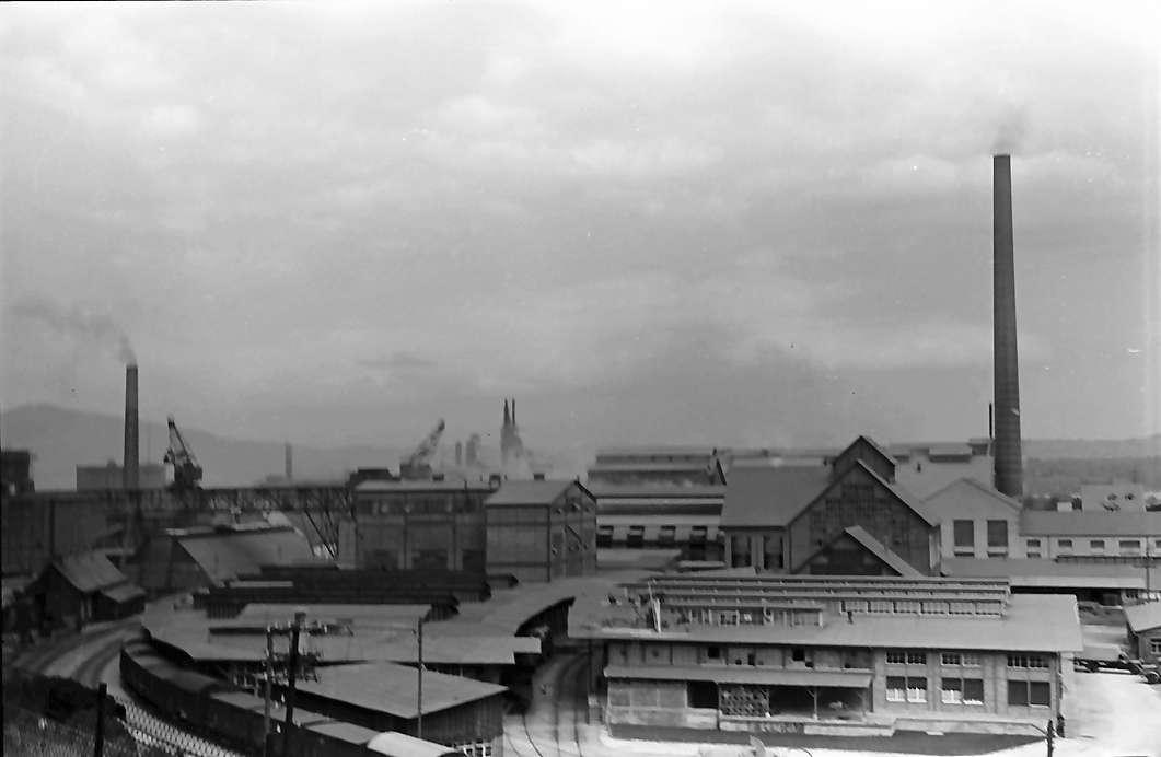 Waldshut: Platz, Lonza-Werk bei Waldshut, Bild 1