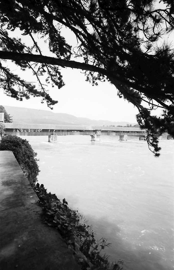 Bad Säckingen: Alte Rheinbrücke, Bild 1
