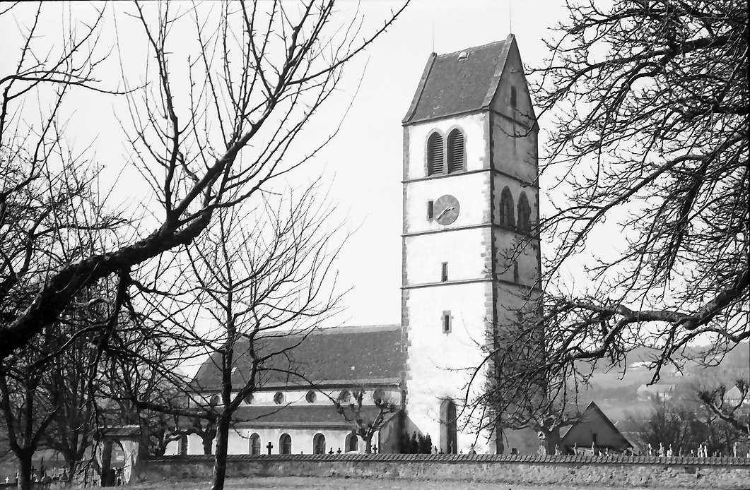 Hochsal: Alte Hotzenkirche, Bild 1