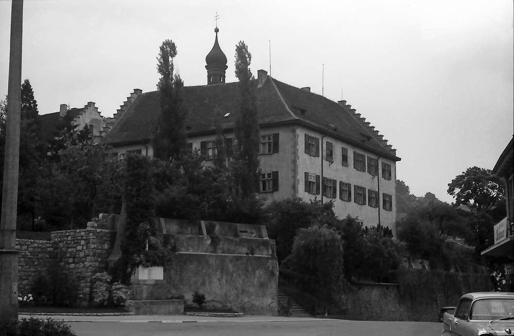 Tiengen: Schloss, Bild 1