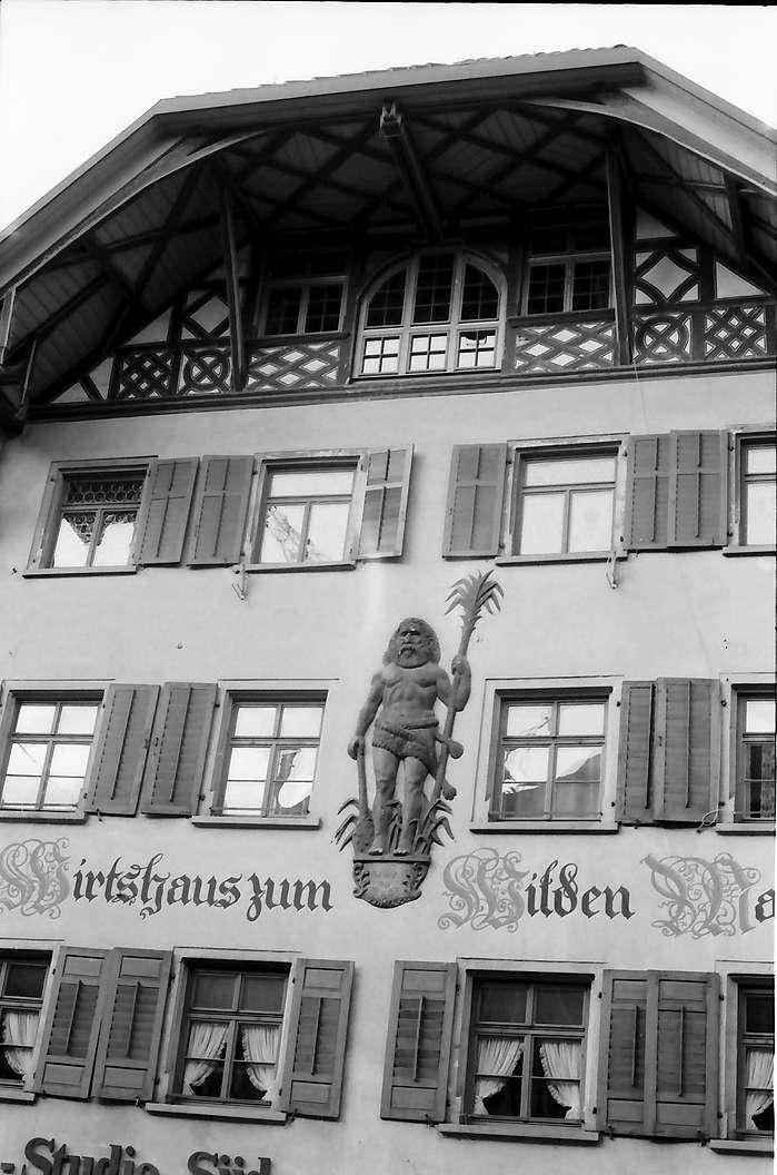 Waldshut: Wirtshaus zum Wilden Mann, Bild 1